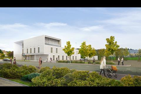 The Firrhill Partnership Centre